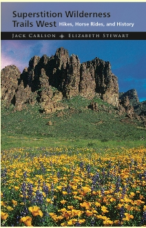 Hiker's Guide to the Superstition Wilderness